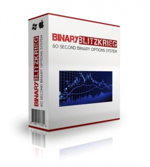 Binary Blitzkrieg a 60 Second Binary Option System