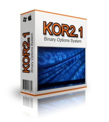 KOR2.1 Binary Options System