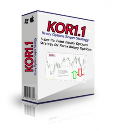 KOR1.1 Binary Options Strategy