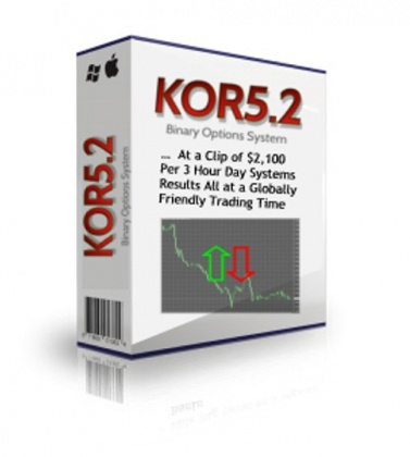 KOR5.2 Binary Options System