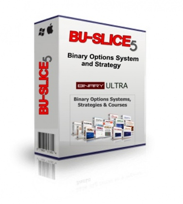 BU-SLICE Binary Options Trading Method
