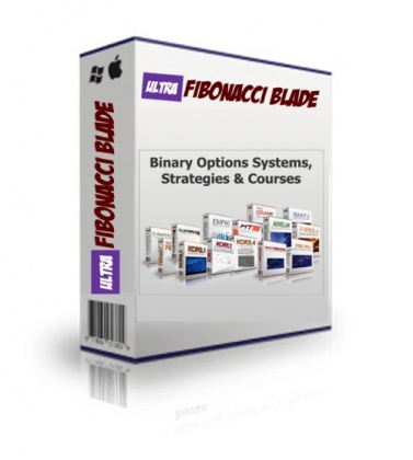 Fibonacci BLADE High Precision Binary Options Strategy
