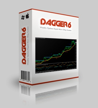 DAGGER6 Micro Burst Weekly Options Swing Trading System