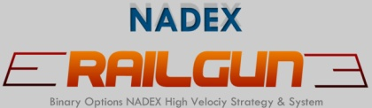 RAILGUN - NADEX Binary Options System & Strategy